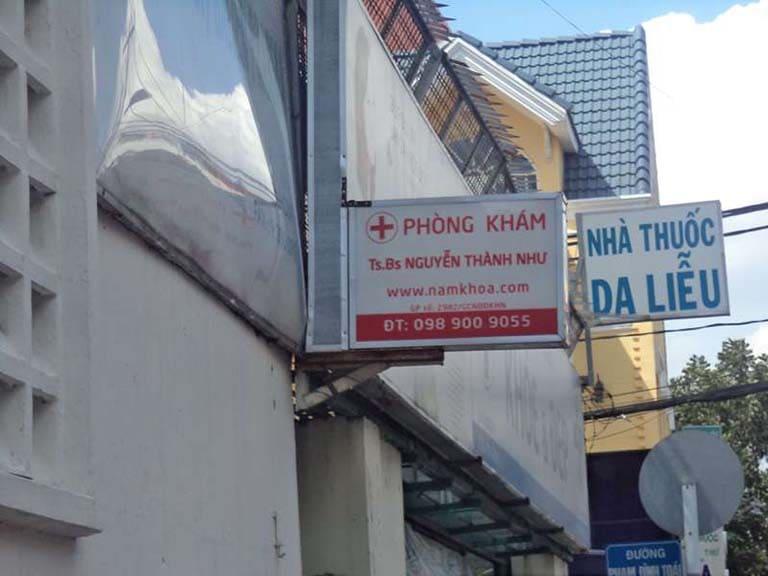 phòng khám nam khoa ở TPHCM