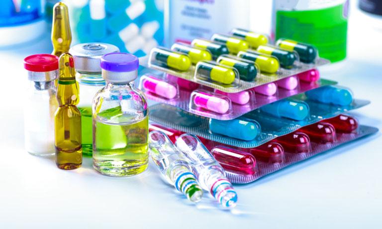 Tương tác thuốc Viagra