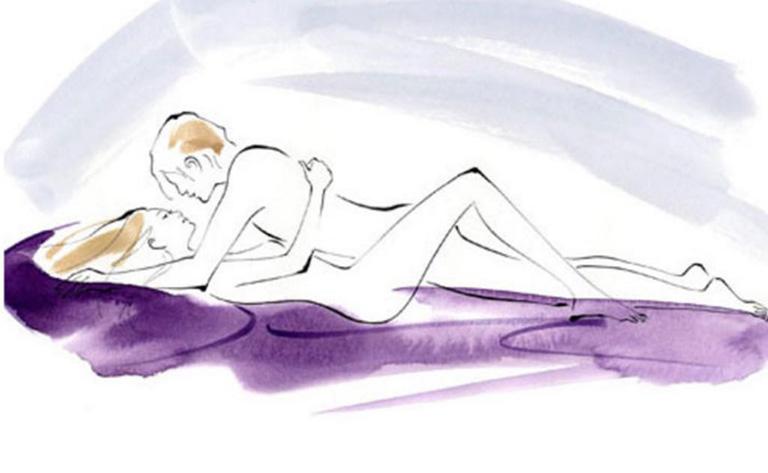 tư thế quan hệ tình dục, địt gái kiểu truyền thống