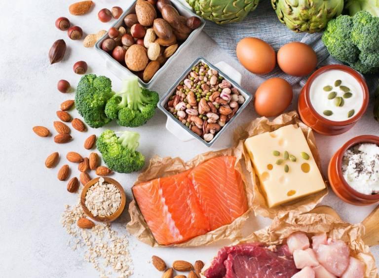 Cung cấp các thực phẩm có lợi