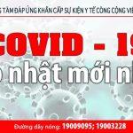cập nhật Covid-19 liên tục