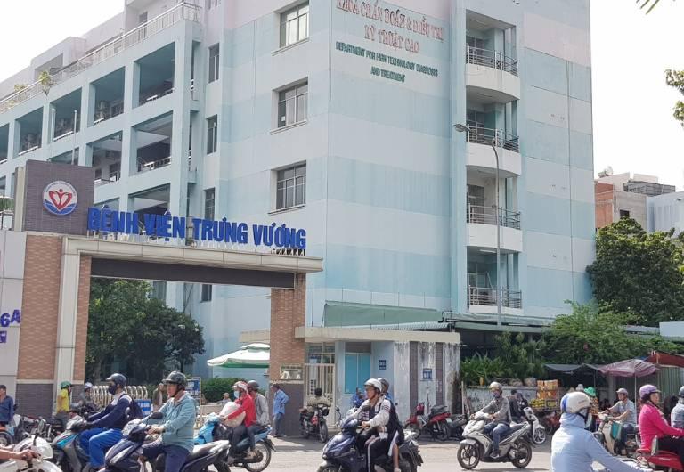 Khoa Mắt - Bệnh viện Trưng Vương