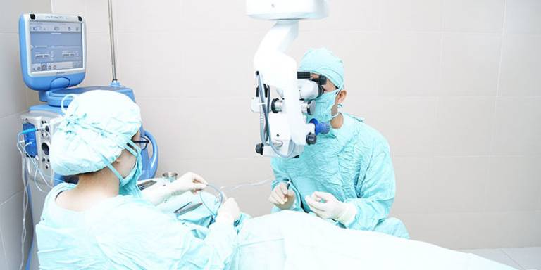 Phòng khám Mắt Bác sĩ Hiệp - Mắt kính Anh Khoa