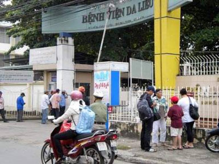 Bệnh viện da liễu TPHCM - Phòng dịch vụ