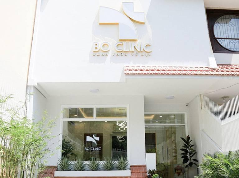 Trung tâm thẩm mỹ Bo Clinic