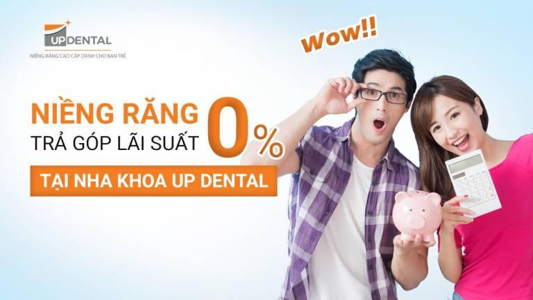 UP DENTAL - Nha khoa chuyên niềng răng