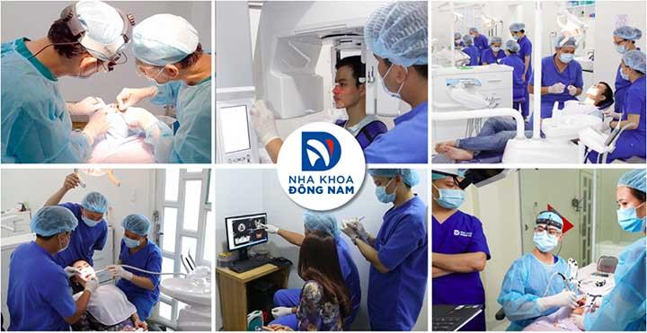 Nha Khoa Đông Nam địa chỉ trồng răng implant uy tín tại TPHCM