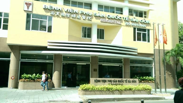 Khoa phụ khoa - Bệnh viện Phụ sản Quốc tế Sài Gòn