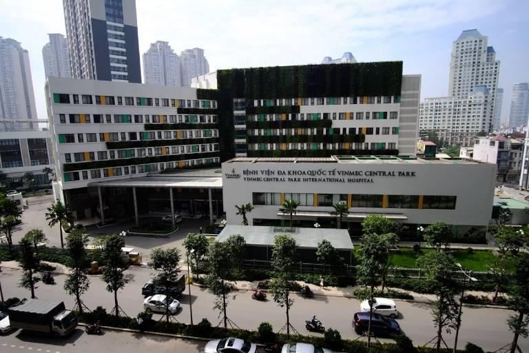 Bệnh viện quy tụ các chuyên gia hàng đầu trong lĩnh vực y tế cả trong và ngoài nước