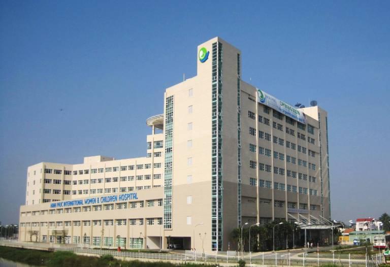 Bệnh viện quốc tế Hạnh Phúc là một trong các bệnh viện tư nhân chuyên điều trị các vấn đề sản phụ khoa lớn tại TPHCM