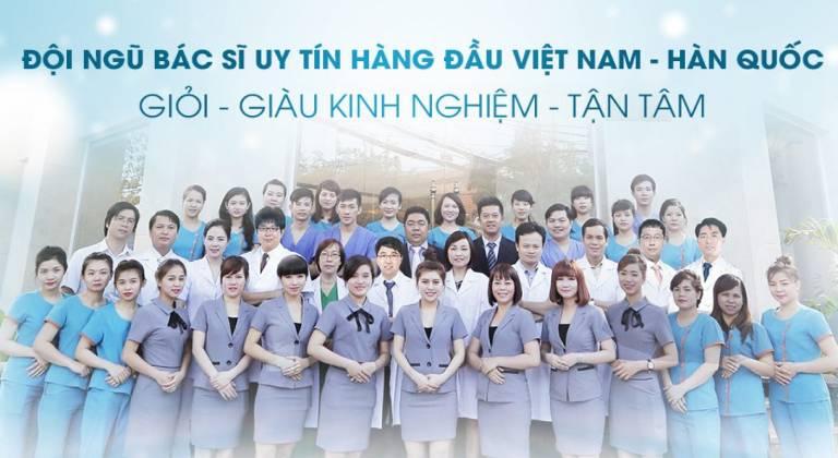 Bệnh viện thẩm mỹ Kangnam luôn áp dụng công nghệ làm đẹp hiện đại cùng với đội ngũ bác sĩ có trình độ chuyên môn cao
