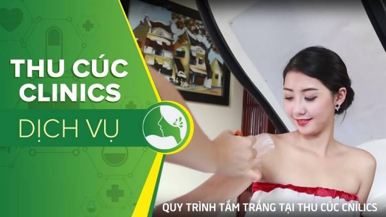 Thu Cúc Spa luôn áp dụng và phát triển các phương pháp tắm trắng hiện đại, giúp cải thiện sắc tố làn da, mang đến một làn da trắng sáng, khỏe đẹp
