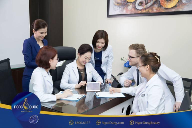Phương pháp tắm trắng bằng thảo dược tại Thẩm mỹ viện Ngọc Dung mang lại hiệu quả cao và đảm bảo an toàn tuyệt đối