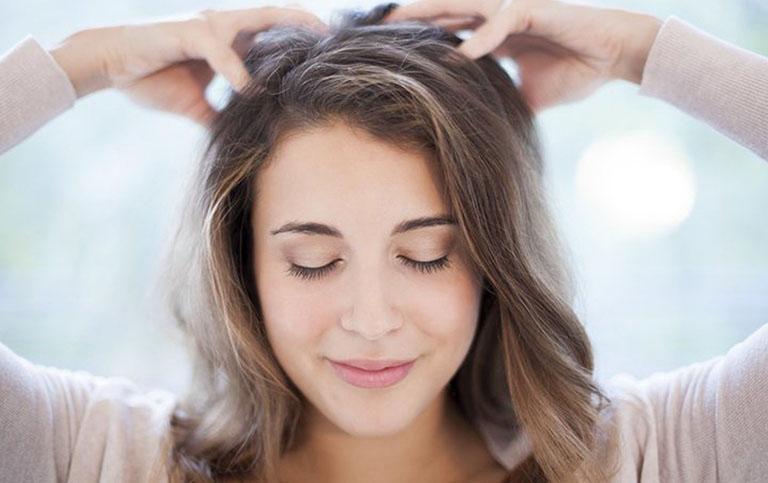 Phòng ngừa bệnh á sừng da đầu