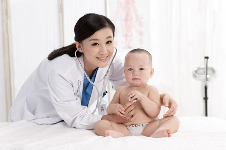 Bệnh phong ngứa ở trẻ em