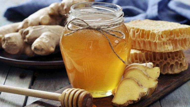 Cách chữa mề đay bằng mật ong