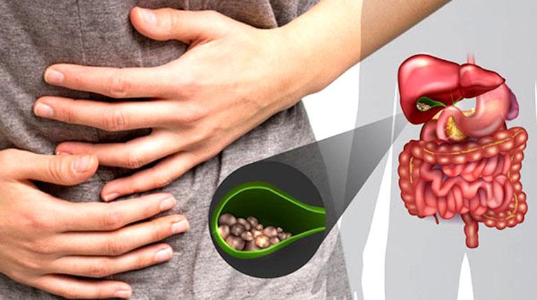 Nguyên nhân gây đau bụng trên rốn dưới ức