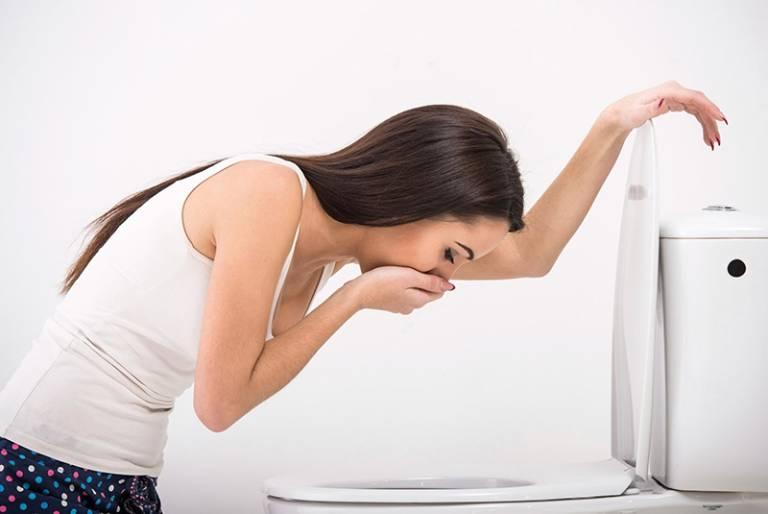Dấu hiệu nhận biết và vị trí đau dạ dày