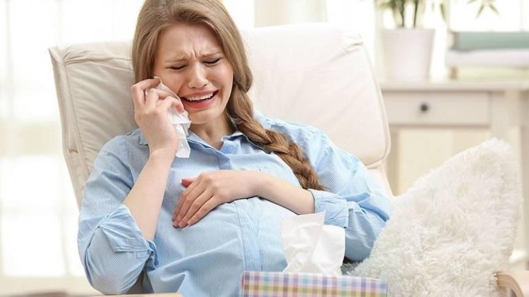 Nguyên nhân gây đau dạ dày khi mang thai