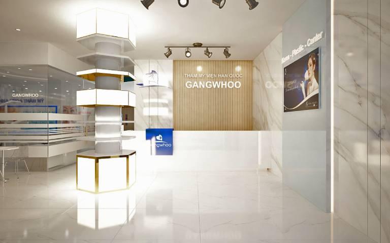 Thẩm mỹ viện Gangwhoo Hàn Quốc