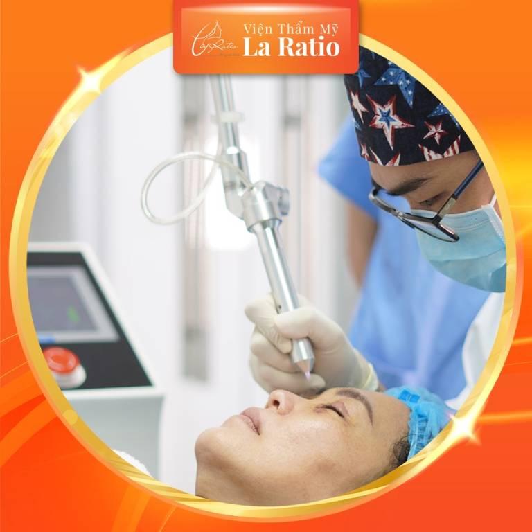 Bệnh viện thẩm mỹ La Ratio
