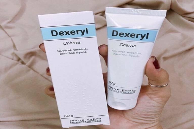 Kem trị chàm sữa Dexeryl có tốt không?