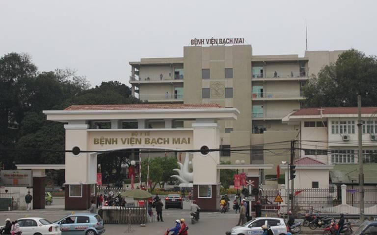 Bệnh viện Bạch Mai - Khoa Da liễu