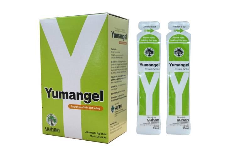 Thuốc dạ dày chữ Y - Yumangel có tốt không?