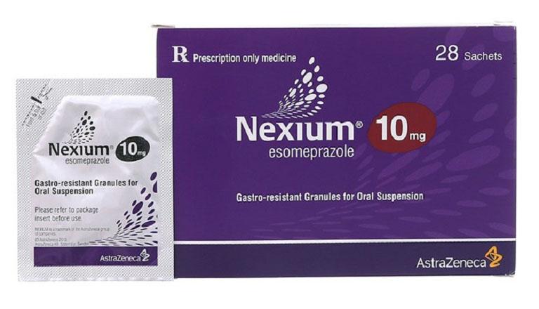thuốc nexium 40mg có tác dụng gì