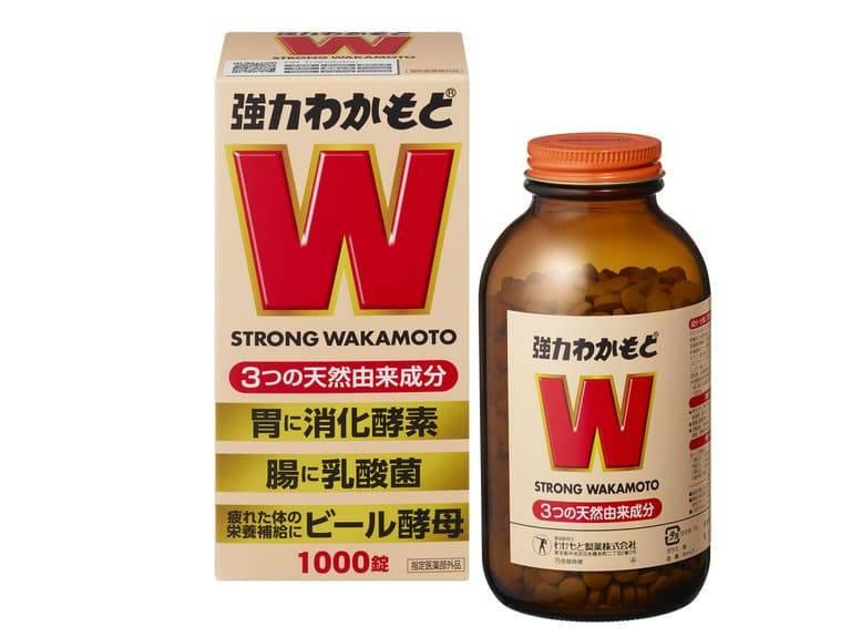 Viên uống Strong Wakamoto