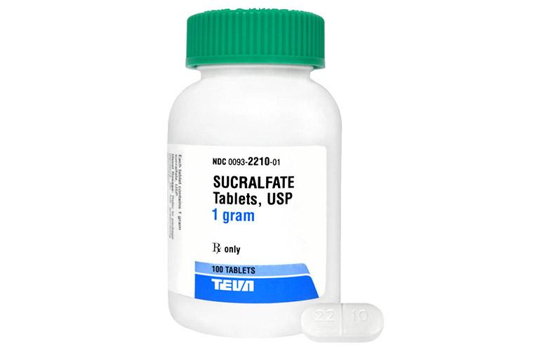 thuốc trị viêm loét dạ dày tốt nhất