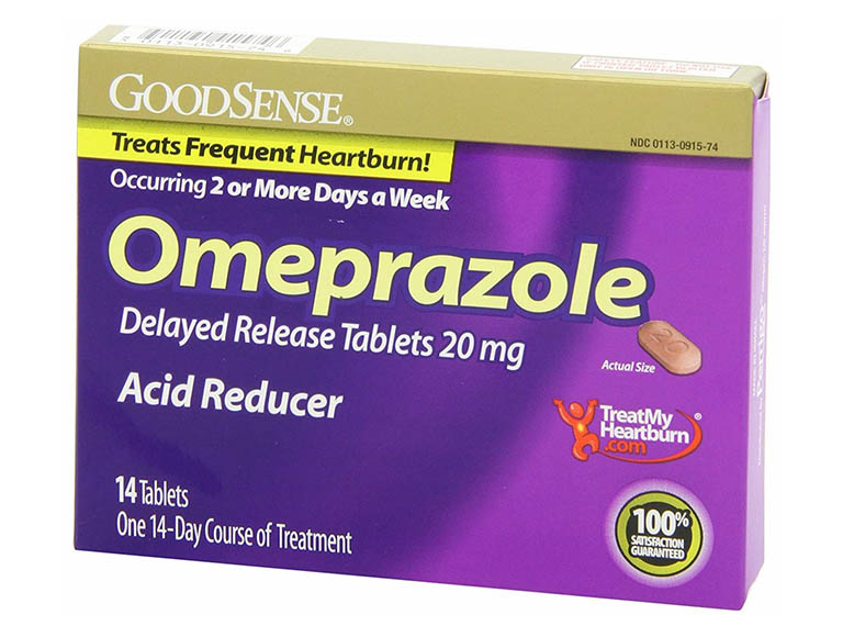 thuốc trị viêm loét dạ dày hiệu quả