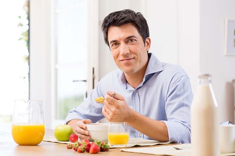 Chế độ ăn uống tác động như thế nào đến người bệnh liệt dương