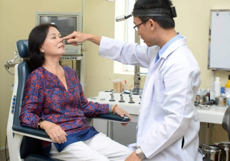 Điều trị và phòng ngừa bệnh viêm xoang