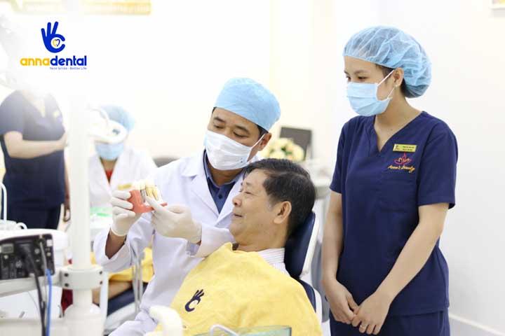 Bọc răng sứ uy tín tphcm nha khoa anna