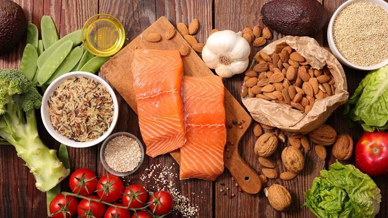 Thiết lập chế độ ăn uống khoa học