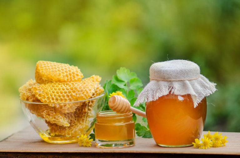Cách chữa ho có đờm bằng mật ong nguyên chất