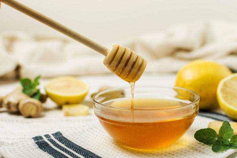 Cách chữa ho có đờm bằng mật ong và chanh