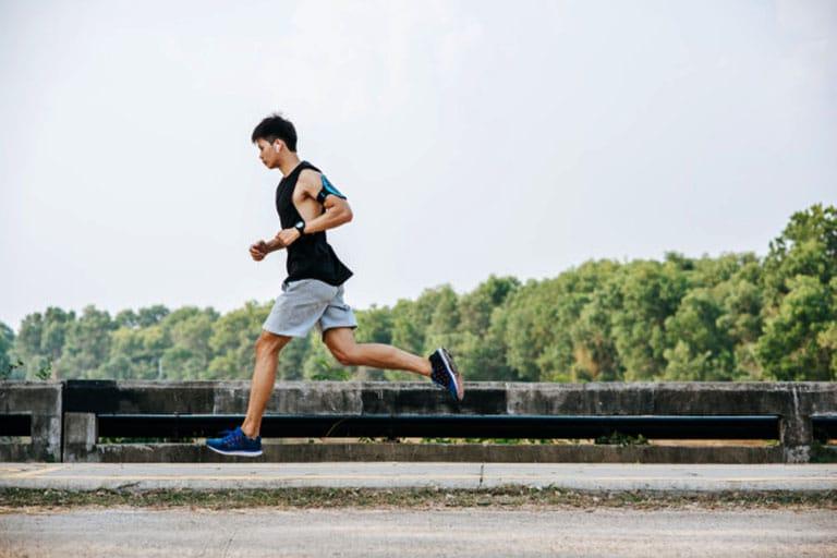 Tập thể dục thường xuyên, điều độ