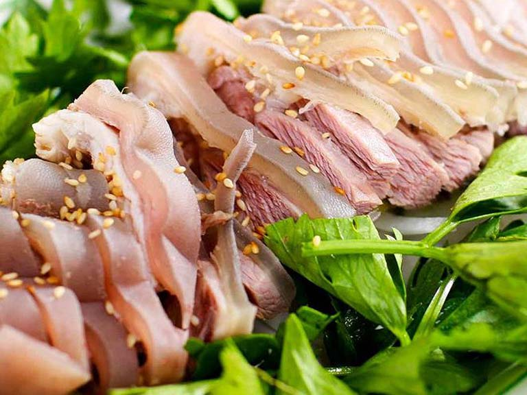 Thịt dê chữa liệt dương