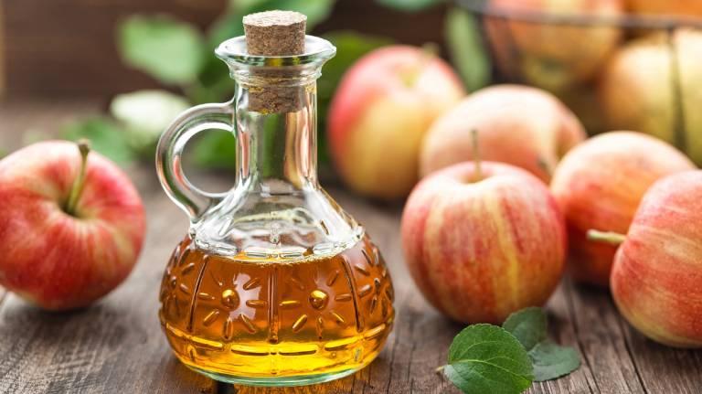 Công thức mật ong - giấm táo