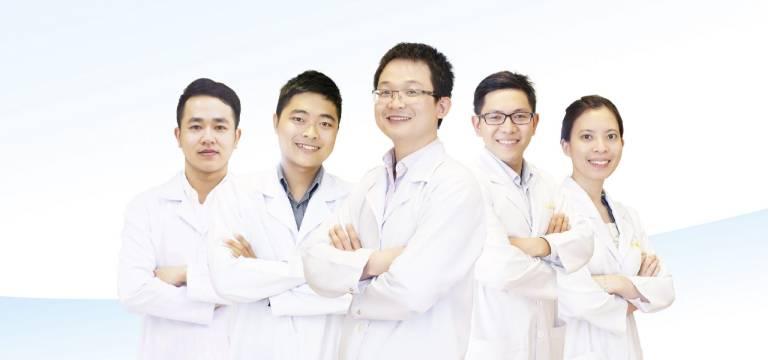 Bệnh viện Răng Hàm Mặt quốc tế Sài Gòn