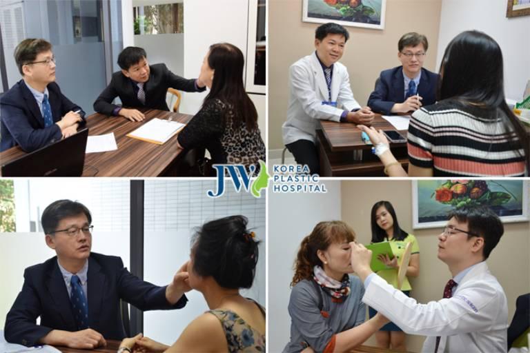 Trung tâm nha khoa Bệnh viện JW Hàn Quốc