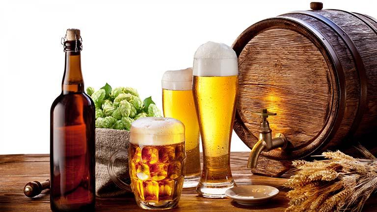 Đau dạ dày có uống bia được không?
