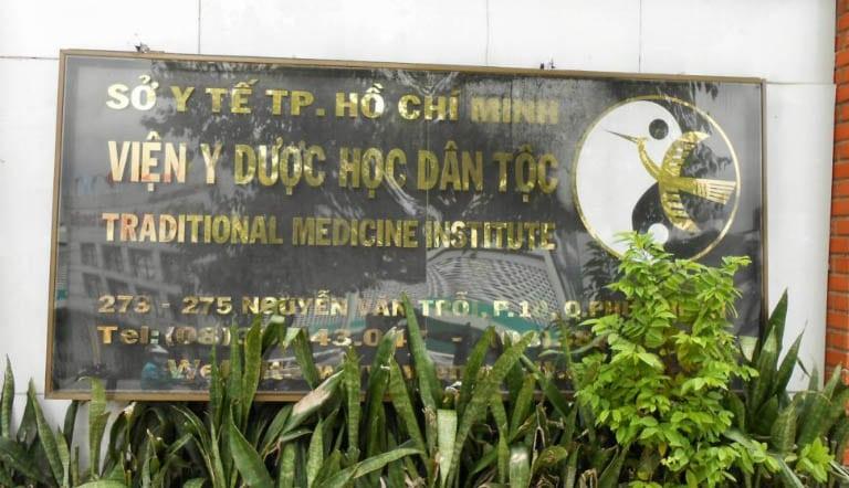 Địa chỉ châm cứu bấm huyệt TPHCM