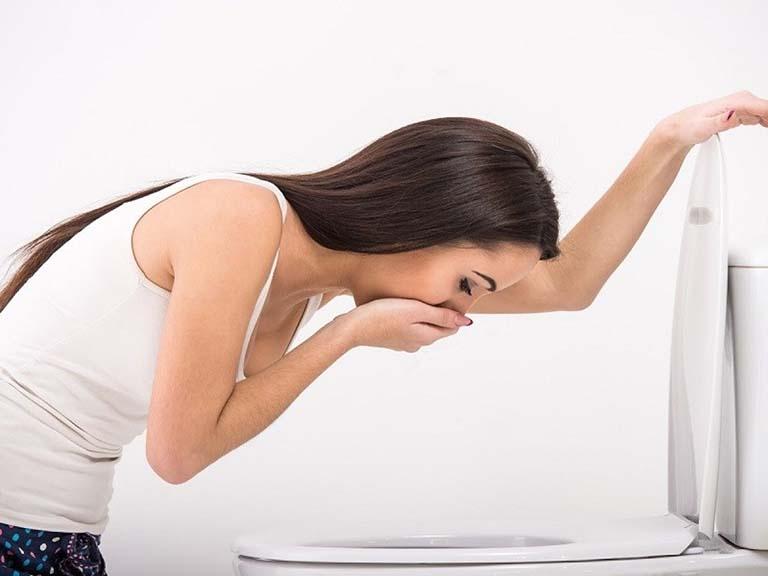 Ốm nghén trong quá tình mang thai có nguy hiểm?