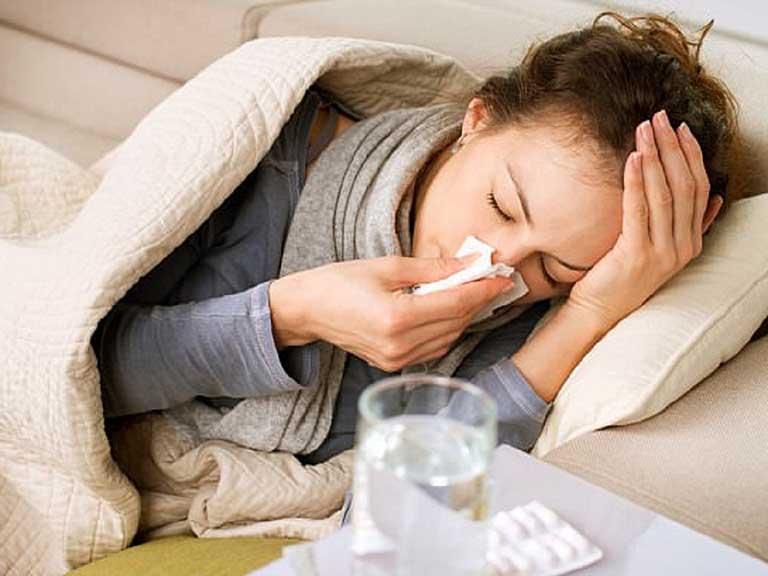 Nghẹt mũi khi ngủ