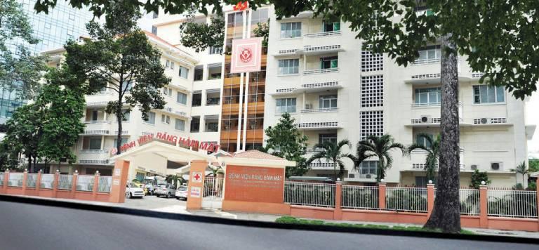Bệnh viện Răng Hàm Mặt TPHCM