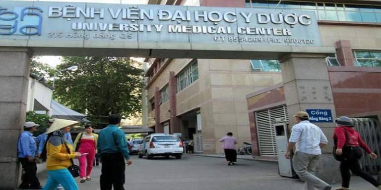 Bệnh viện Đại học Y Dược TPHCM - Phòng khám chuyên khoa Răng Hàm Mặt