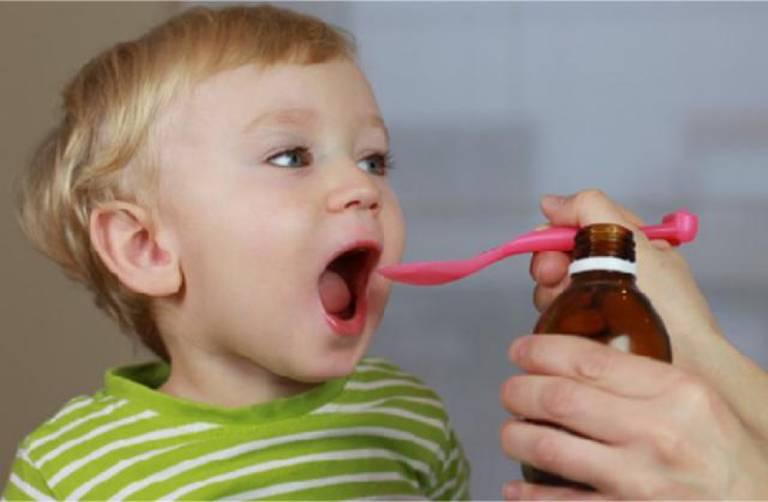 9 loại siro trị ho cho bé hiệu quả và an toàn đã được kiểm chứng